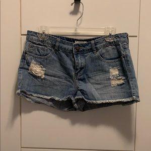 Jean Shorts, Size 30